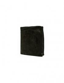 Guidi + Barny Nakhle B7 dark grey leather wallet