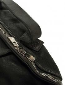 Borsa Guidi + Barny Nakhle B1 in pelle colore grigio scuro borse acquista online