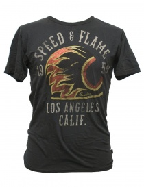 Rude Riders grey t-shirt P94032-10009 order online