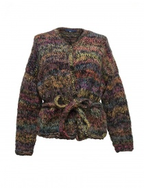 Maglieria donna online: Cardigan Hiromi Tsuyoshi in lana