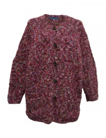 Hiromi Tsuyoshi pink wool cardigan RW17-009 order online