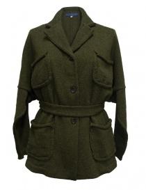 Hiromi Tsuyoshi khaki jacket RW17-006-KHAKI order online