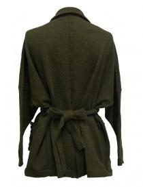Hiromi Tsuyoshi khaki jacket