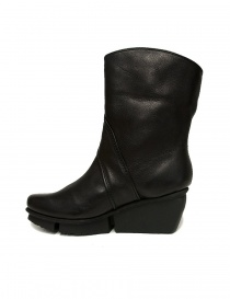 Trippen Clint black ankle boots