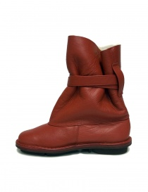 Trippen Fold T for Michael Sontag red ankle boots
