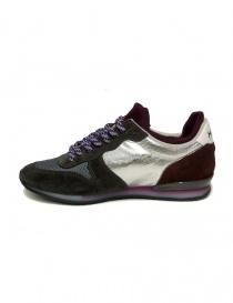Golden Goose Haus purple gray sneaker