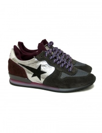 Golden Goose Haus purple gray sneaker H31WS903-A1-31HW order online