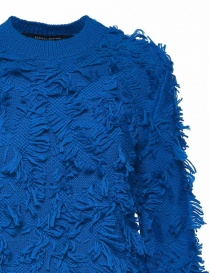 Alessia Xoccato ocean blue sweater