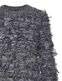 Alessia Xoccato black white sweater