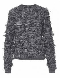 Alessia Xoccato black white sweater K13-TL-21-NERO-BIANCO order online
