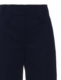 Pantalone denim Alessia Xoccato colore blu