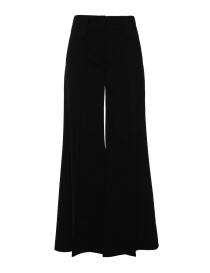 Alessia Xoccato black pants P43-RF-2-FRESCO-LANA order online