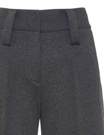 Alessia Xoccato grey fleece pants