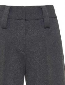 Pantalone in felpa Alessia Xoccato colore grigio