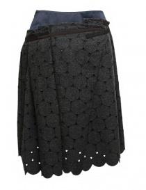 Kolor grey skirt