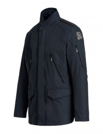 Parajumpers Genesee blue black field jacket