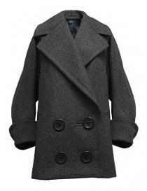 Cappotto oversize Kolor colore grigio online