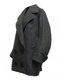Kolor grey oversized coat