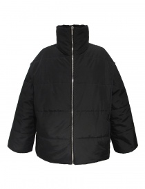 Alessia Xoccato black quilted jacket C31-LT2 order online