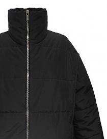 Alessia Xoccato black quilted jacket