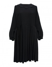Womens dresses online: Sara Lanzi navy dress
