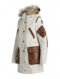 Parajumpers Nicole chalk parka coat