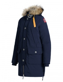 Giacca parka Parajumpers Inuit colore blu navy
