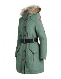 Parajumpers Borah moss green parka coat