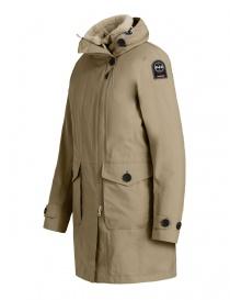 Parajumpers Toudo beige parka coat