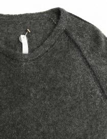 Maglia Label Under Construction Zipped Seams Yardstick colore grigio prezzo