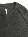 Maglia Label Under Construction Zipped Seams Yardstick colore grigio 30YMSW155-WS35-30-57 prezzo