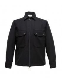 Camo blue jacket AB0065-BALIO-R-NAVY order online
