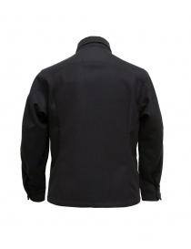 Camo blue jacket