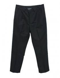 Pantaloni uomo online: Pantalone chino Camo colore blu notte
