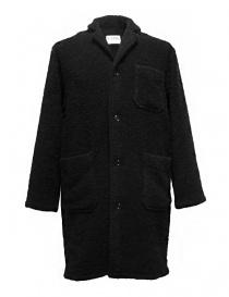 Cappotti uomo online: Cappotto Camo Ribot colore grigio scuro