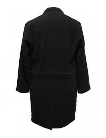 Cappotto Camo Ribot colore grigio scuro