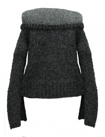 Rito alpaca grey sweater