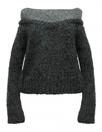 Rito alpaca grey sweater online