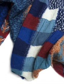 Kapital red and blue scarf