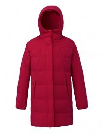 Cappotti donna online: Cappotto piumino Allterrain by Descente Mizusawa Element L colore rosso