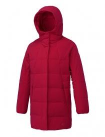 Cappotto piumino Allterrain by Descente Mizusawa Element L colore rosso