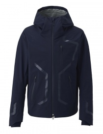 Allterrain by Descente Streamline Boa Shell green and navy jacket DIA3752U-GRNV order online