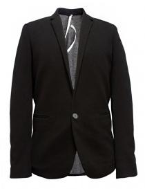 Label Under Construction Slim Fit black jacket 30FMJC93-WW66B-30-99 order online