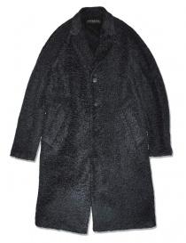 Cappotti uomo online: Cappotto Roarguns nero in Polartec