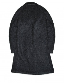 Cappotto Roarguns nero in Polartec