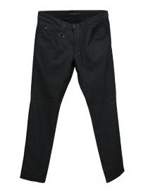 Pantaloni uomo online: Pantalone Roarguns elasticizzato colore grigio scuro