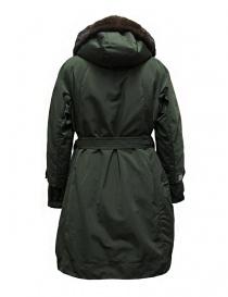 'S Max Mara Urbanv khaki green down jacket