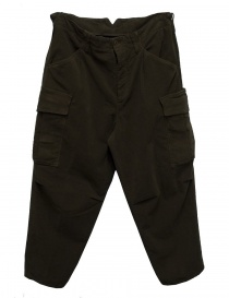 Pantalone Cellar Door Cargo  colore marrone CARGO-P108-07 order online