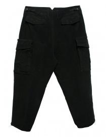Pantalone Cellar Door Cargo colore nero