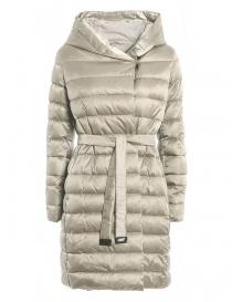 Womens jackets online: 'S Max Mara Novef ivory down jacket
